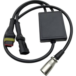Batterytester Smart-Adapter AT00094 Adapter-Kabel Passend für Sparta und Batavus 24V