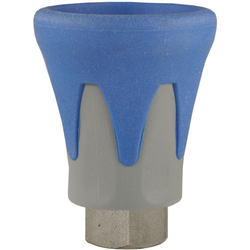 Düsenschutz ST-10, 1/4 Zoll Düsenaufnahme, max. 400 bar, Farbe: Schwarz, Typ: Edelstahl