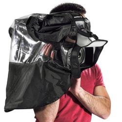Sachtler Transparentes Regencover für große Broadcast Kameras