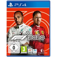 F1 2020 (USK) (PS4)