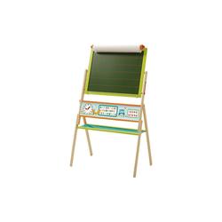 roba® Tafel Standtafel mit Papierrolle