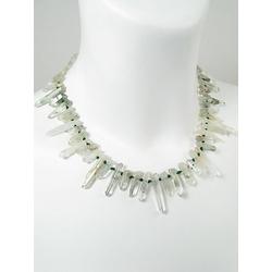 Adelia´s Kette ohne Anhänger Phantomquarz Halskette