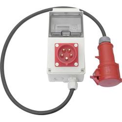 Kalthoff 725401 Mobiler Stromzähler digital MID-konform: Ja 1St.