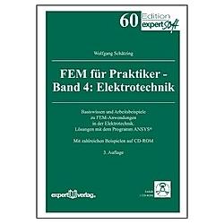 FEM für Praktiker: 17 FEM für Praktiker IV. Wolfgang Schätzing  - Buch