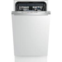 Grundig vollintegrierbarer Geschirrspüler, GSV 41925, 8,7 l, 11 Maßgedecke, 45 cm breit,