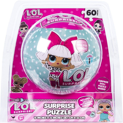 LOL Doll Sphere Tin Puzzle