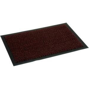 Astra Sauberlaufmatte Saphir 90 cm x 150 cm Rot meliert