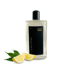 cofi1453 Eau de Cologne 200ml Lemon Limited Edition Eau De Cologne Alkohol Denat, Aqua, Parfüm Erfrischungsduft Zitronenwind