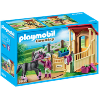Playmobil Country Pferdebox Araber 6934
