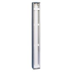 Rayher Kommunionkerze 50,0 cm weiß