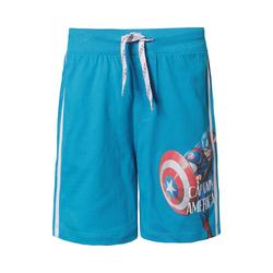 The AVENGERS Shorts Marvel Avengers Shorts für Jungen blau 116