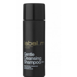 label.m Gentle Cleansing Shampoo 60ml