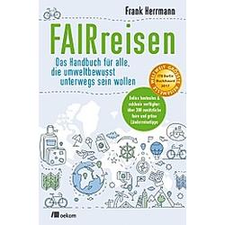 FAIRreisen. Frank Herrmann  - Buch