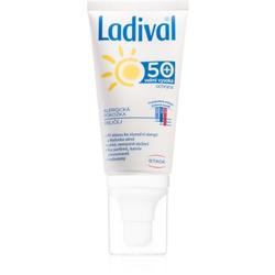 Ladival Allergic schützende Gel-Creme zum Bräunen gegen Sonnenallergie für Gesicht, Hals und Dekolleté 50 ml