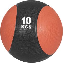 Medizinball aus Gummi Rot 10 kg
