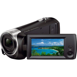 Sony HDR-CX405 Camcorder (Full HD, 30x opt. Zoom, Leistungsfähiger BIONZ X Bildprozessor)