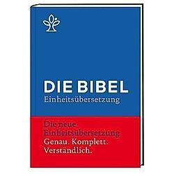 Die Bibel  Einheitsübersetzung  Standardformat - Buch