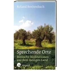 Sprechende Orte: Buch von