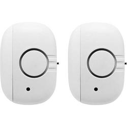 G-Homa Tür-/Fensteralarm 2er Set 80 dB RF302DAx2