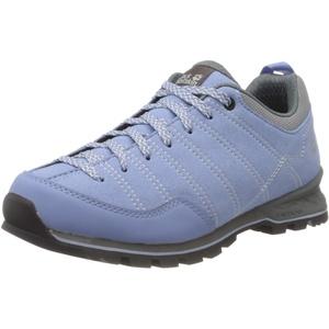 Jack Wolfskin Damen Scrambler Low W 4036671 Sneaker, Light Blue/Grey, 38 EU