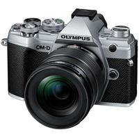 Olympus OM-D E-M5 Mark III silber + 12-45 mm Pro