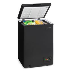 Gefriertruhe Gefrierschrank 100 L 75 W »Iceblokk-100-B«, Kühlschränke, 90833464-0 schwarz schwarz