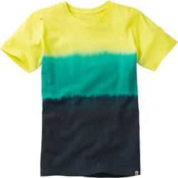 T-Shirt Farbverlauf, blau, Gr. 176/182 - 176/182 - blau
