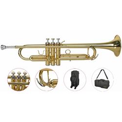 Steinbach Bb-Trompete Steinbach Bb- Trompete mit Neusilber Ventilen
