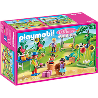 Playmobil Dollhouse Kindergeburtstag mit Clown (70212)
