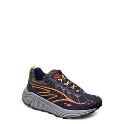 Hi-Tec Ht Rgs Fizo Navy/Red Orange/Yellow Niedrige Sneaker Blau HI-TEC Blau 39,38,42,44,45,40,41,37,46