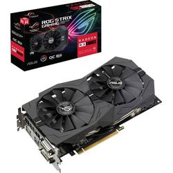Asus Grafikkarte AMD Radeon RX 570 Gaming Overclocked 8GB GDDR5-RAM PCIe x16 HDMI®, DisplayPort, DV