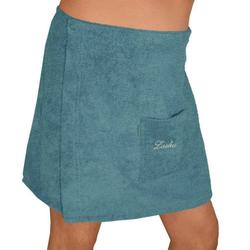 Kilt, Lashuma, mit Tasche und Knöpfen für den Mann blau L–XL
