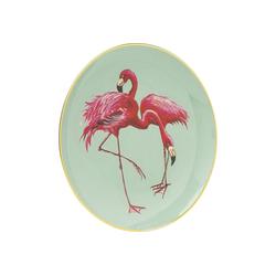 KARE Dekoschale Deko Teller Flamingo Group 27cm