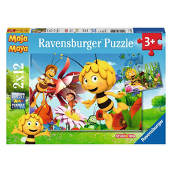 Ravensburger Puzzle Biene Maja Auf Der Blumenwiese, 24 Puzzleteile