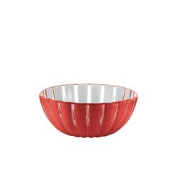 Guzzini Schale guzzini Schale GRACE rot-weiß D ca. 20 cm, Acrylglas