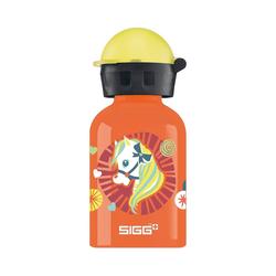Sigg Trinkflasche SIGG Alu-Trinkflasche Shetty, 300 ml orange