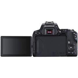 Canon EOS 250D schwarz + 18-55 mm DC III