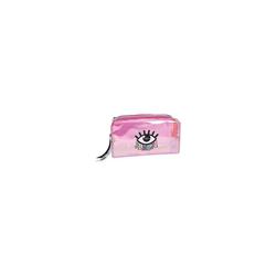 Depesche Kosmetiktasche Lisa & Lena Kosmetiktasche Holo pink