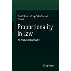 Proportionality in Law - Buch