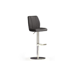 MCA furniture Barhocker Bar.be.cool in Kunstleder schwarz