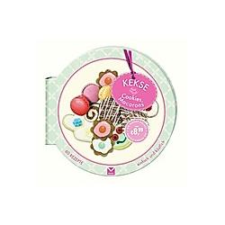 Die runden Bücher: Kekse, Cookies, Macarons