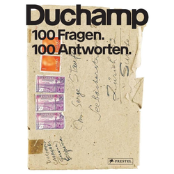 Marcel Duchamp als Buch von Marcel Duchamp
