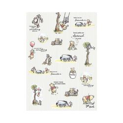 Komar Fototapete Vlies Fototapete - Disney Winnie Pooh, 200x280 cm