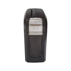 Aktenvernichter 3D14, bis zu 8 Blatt, Schwarz, Sicherheitsstufe P-4