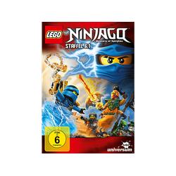 Lego Ninjago 6.1 DVD