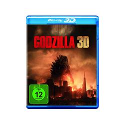 Godzilla 3D Blu-ray (+2D)