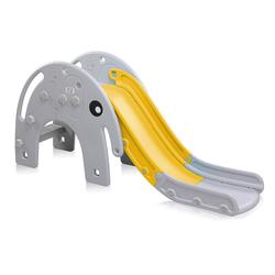 Baby Vivo Kinderrutsche / Rutsche - Elefant in Gelb/Grau