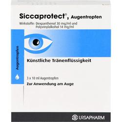 SICCAPROTECT Augentropfen 30 ml