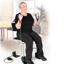Gymstick Chair Gym Pro inkl. Übungs DVD, Übungstabelle und Tragetasche
