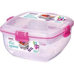 sistema Lunchbox rosa